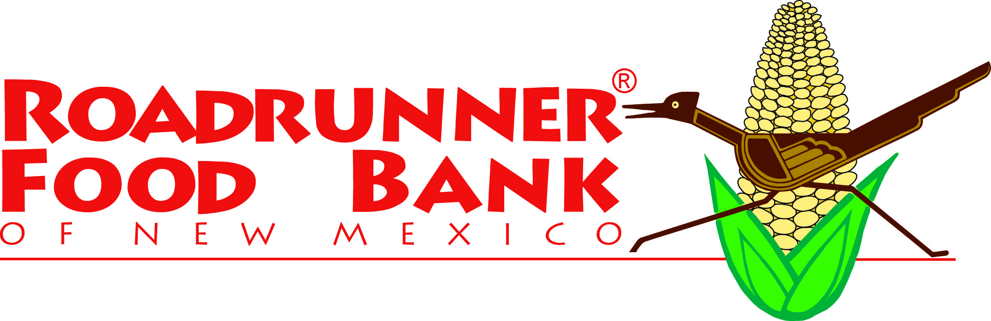 Roadrunner Food Bank Logo